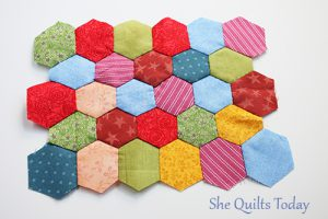 Quilted pouch tutorial