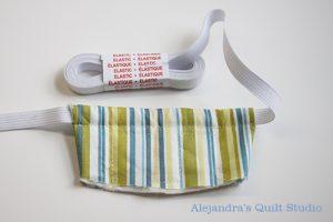 baby slippers tutorial