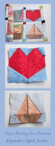 free paper piecing patterns