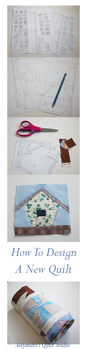 how to design a new quilt