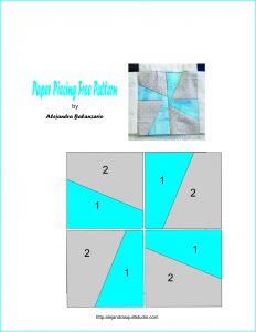 Paper Piecing Free Pattern