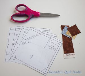 How to design a quilt