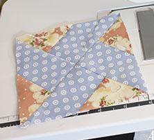 Pinwheel paper piecing free pattern