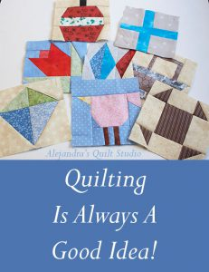 Quilting is always a good idea