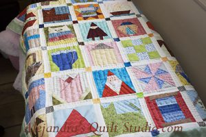How to make hand quilting