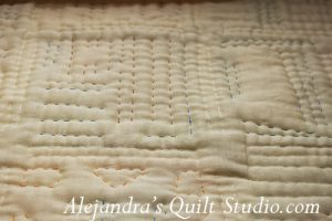 How to make handquilting