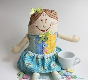 How to make a rag doll