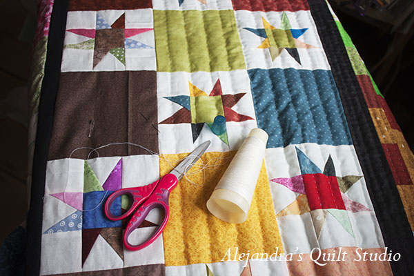How To Hand Quilt A Big Quilt