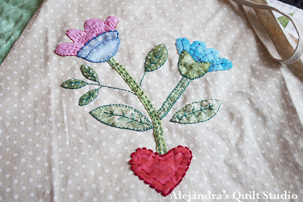 applique patchwork