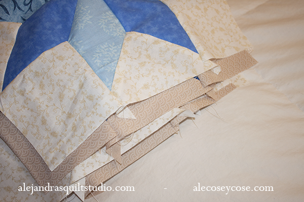 How to make your own quilt