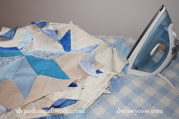 How to make your own patchwork quilt