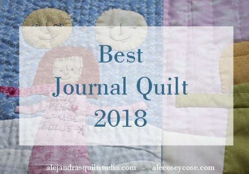 Best journal quilt 2018