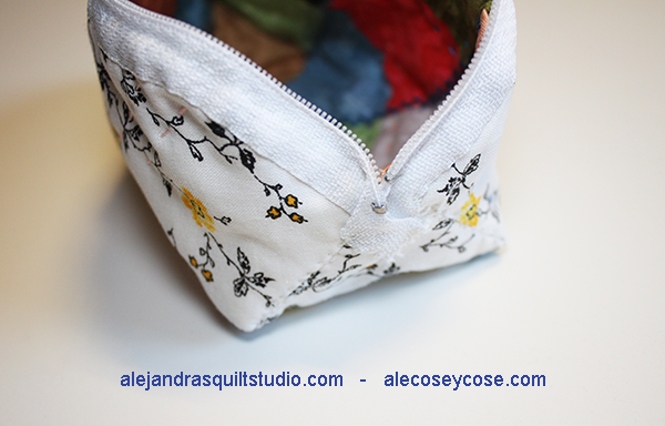 quilted bag tutorial