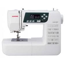 New Janome 3160QDC