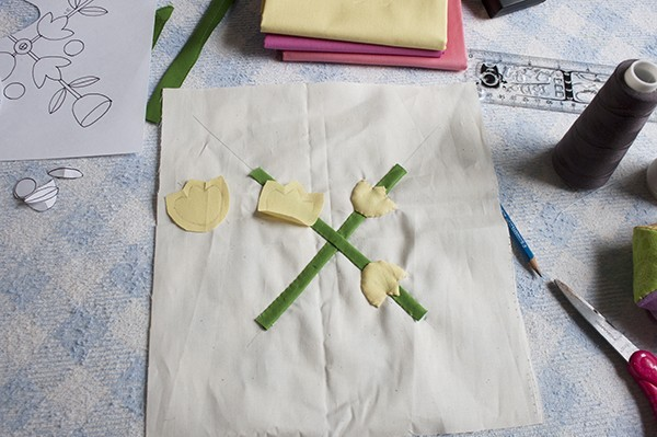 How To Make Patchwork - Applique