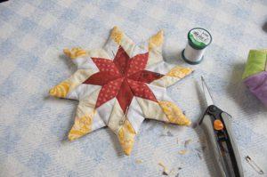 How To Make A Star Mug Rug