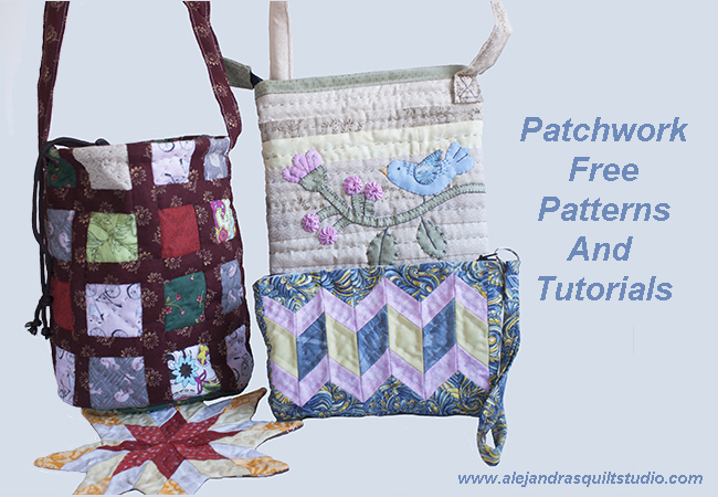 patchwork free pattern