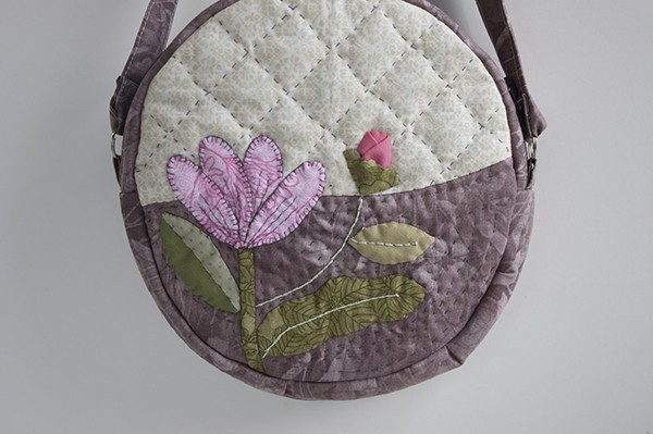 How To Make A Patchwork Bag - Emily
