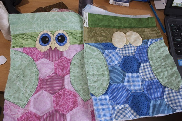 How To Make A Softie Doll With Patchwork