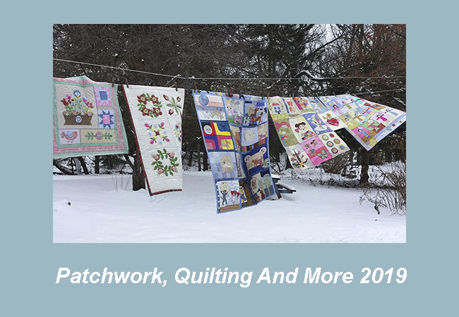 Patchwork Quilts And More 2019