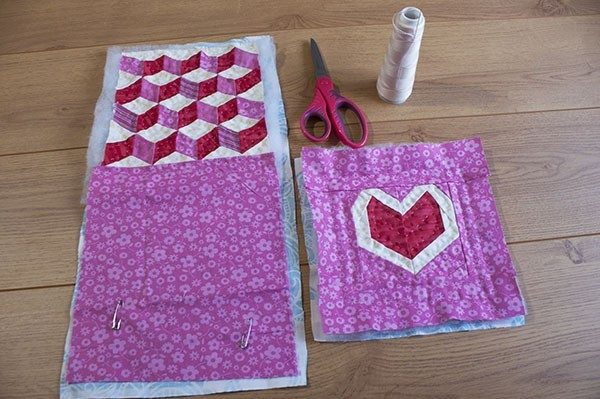 how to make patchwork bag