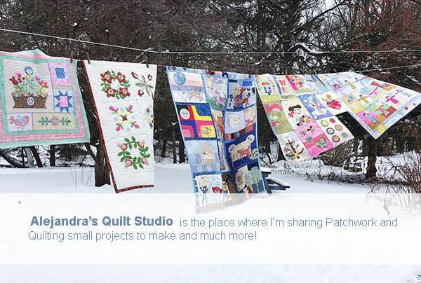 patchwork quilting small projects
