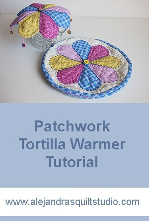 tortilla warmer tutorial