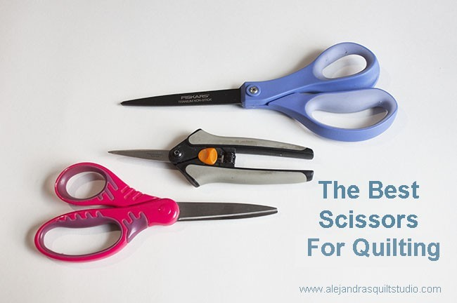 best scissors for quilting