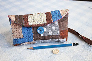 Patchwork Bags to Make