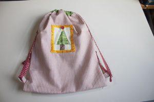 How To Make A Bag Gift For Christmas
