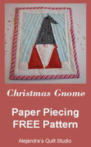 Christmas Gnome FREE Pattern