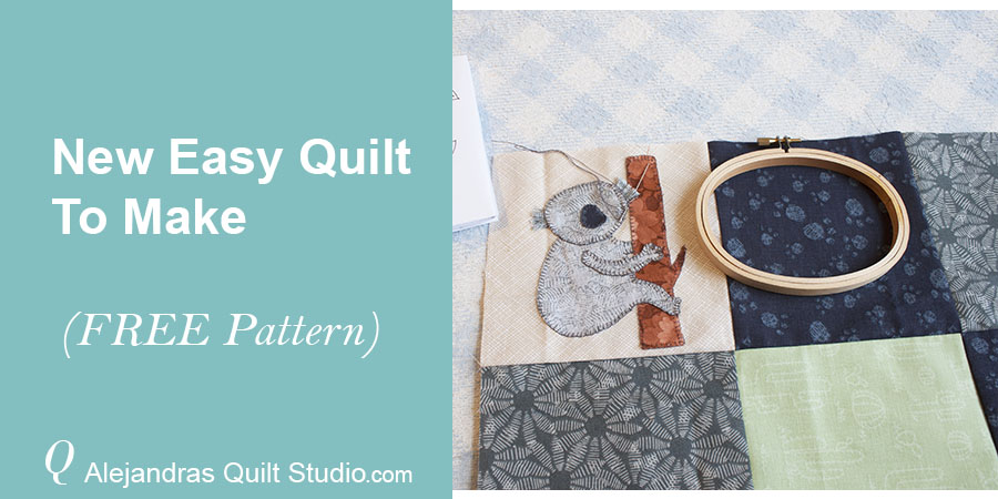 New Easy Quilt To Make