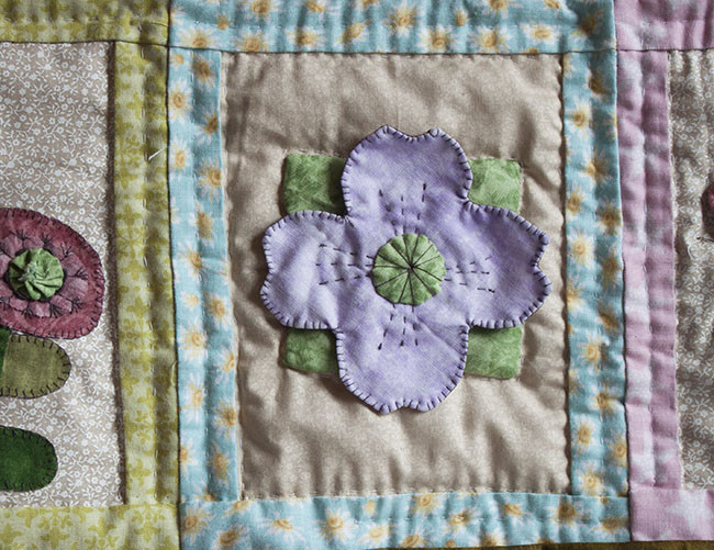 How To Do Blanket Stitch Applique