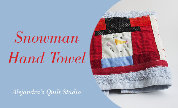 Snowman Mini Quilts