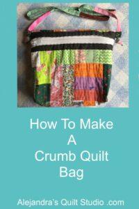 Crumb Quilt Bag Tutorial