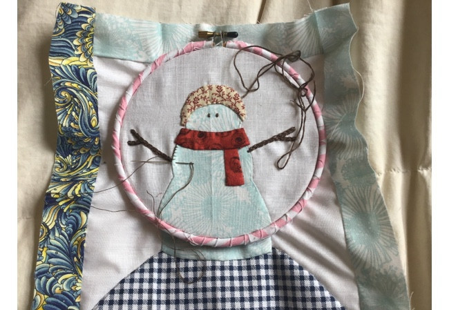 Quilt Block Of The Month January