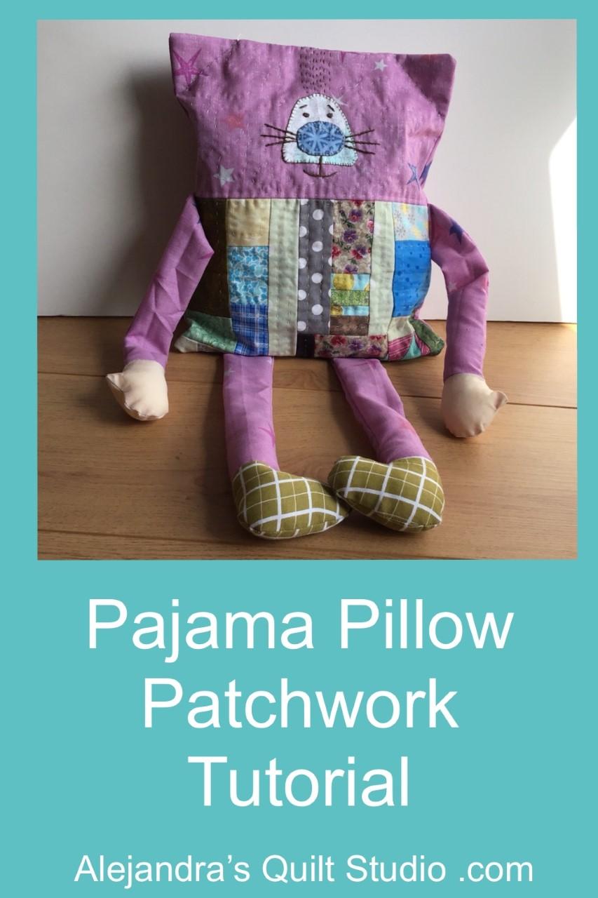 Pajama Pillow Tutorial