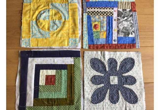 Sampler Quilt Patterns