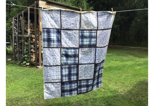 Make A Quilt As You Go