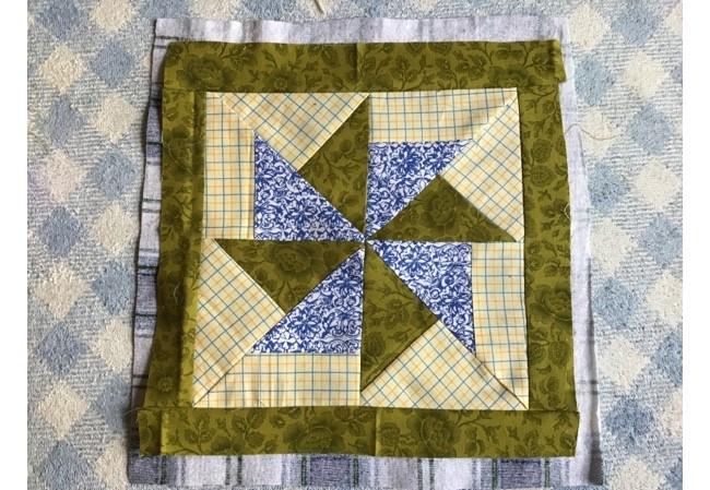 Quilt Blocks With Borders