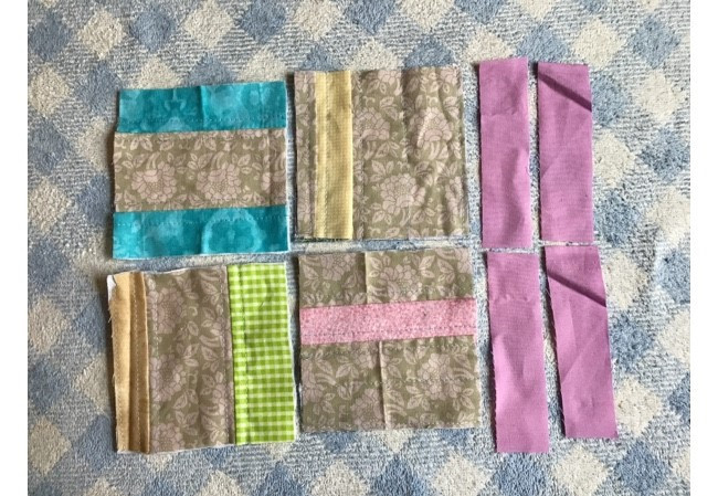 Sew Together Quilted Blocks