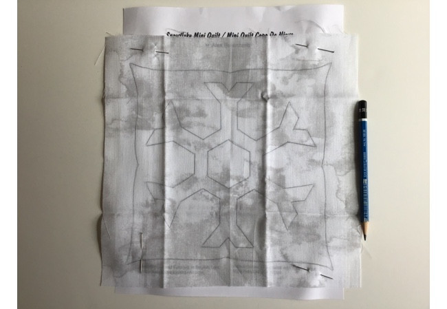 Reverse Applique Quilt Pattern